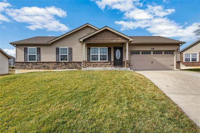135 Shadow Pointe, Wentzville, MO 63385 (#21003007) :: Clarity Street Realty