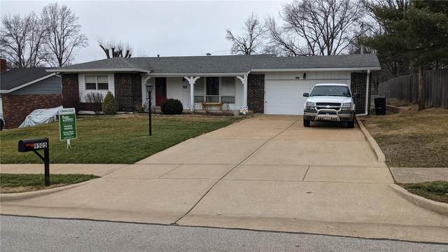 9505 Garber Road, St Louis, MO 63126 (#21003014) :: Clarity Street Realty