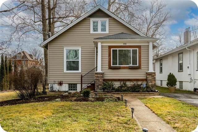 3448 Commonwealth Avenue, St Louis, MO 63143 (#21003021) :: Realty Executives, Fort Leonard Wood LLC