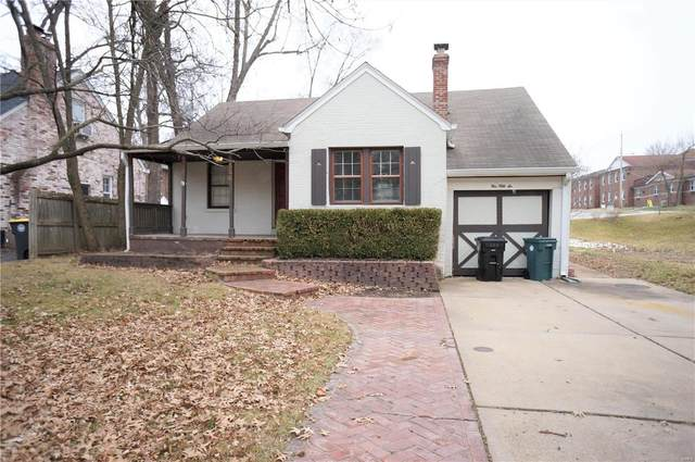 556 S Clay Avenue, St Louis, MO 63122 (#21003025) :: Parson Realty Group