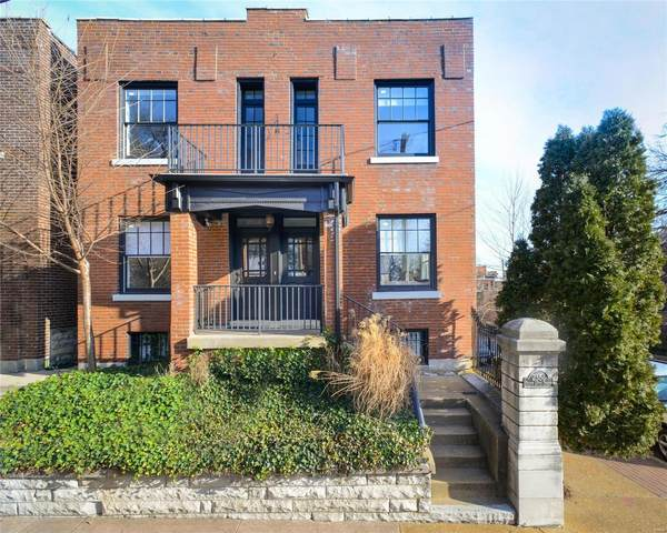 2358 S 13th, St Louis, MO 63104 (#21003026) :: Clarity Street Realty