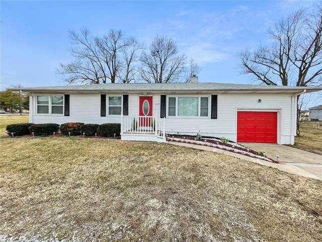 6009 Old Collinsville Road, Fairview Heights, IL 62208 (#21003066) :: Fusion Realty, LLC