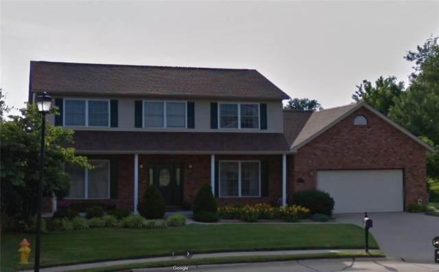 1000 Oxford Hill Road, O'Fallon, IL 62269 (#21003072) :: Fusion Realty, LLC