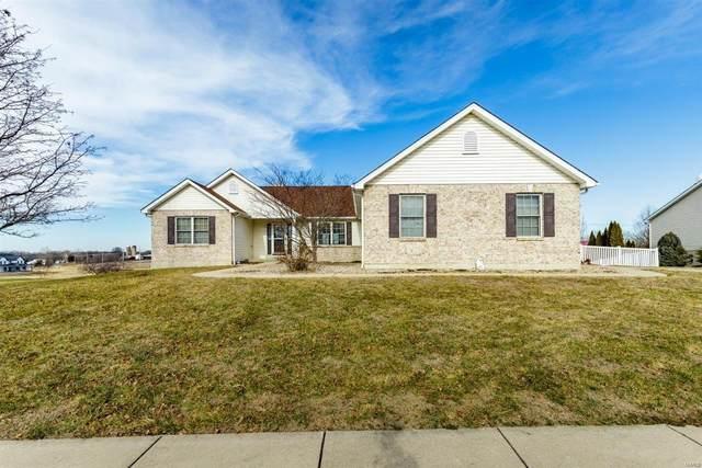 1050 Highland Estates Drive, Wentzville, MO 63385 (#21003088) :: Kelly Hager Group | TdD Premier Real Estate