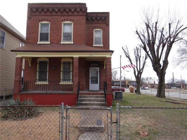 1502 Gaty Avenue, East St Louis, IL 62201 (#21003089) :: Parson Realty Group