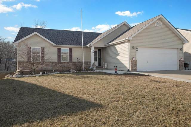 351 Glen Forest Drive, Troy, MO 63379 (#21003094) :: RE/MAX Vision