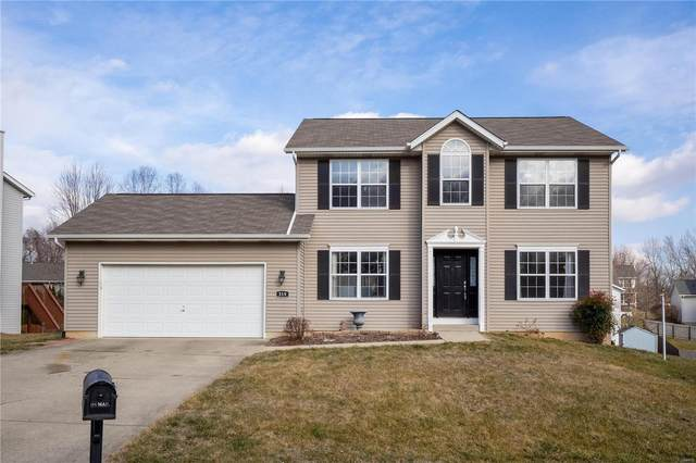 319 Benedictine Court, O'Fallon, IL 62269 (#21003105) :: Fusion Realty, LLC
