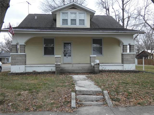 401 N Edison, Freeburg, IL 62243 (#21003115) :: Parson Realty Group