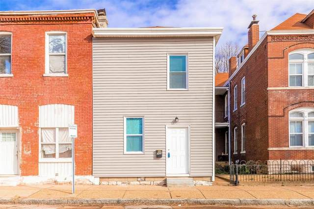 309 W Steins Street, St Louis, MO 63111 (#21003121) :: Realty Executives, Fort Leonard Wood LLC