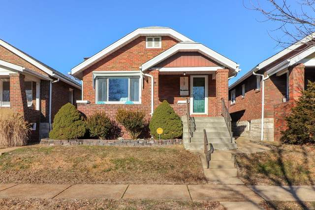 6109 Newport Avenue, St Louis, MO 63116 (#21003154) :: The Becky O'Neill Power Home Selling Team
