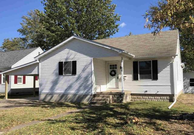 303 S 3rd, MARION, IL 62959 (#21003157) :: Parson Realty Group