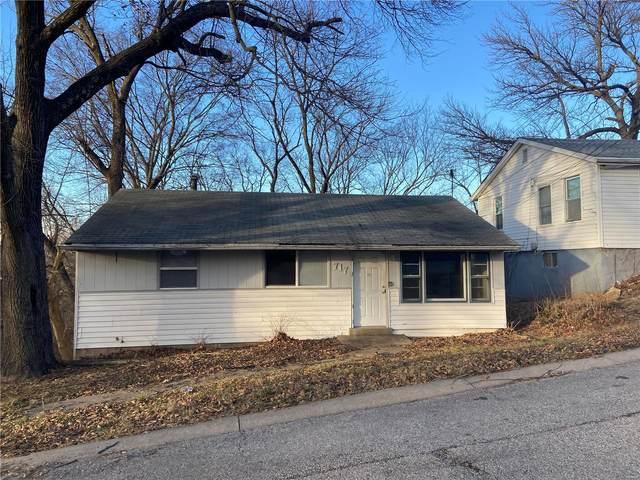 717 Ruggles, St Louis, MO 63135 (#21003203) :: Walker Real Estate Team