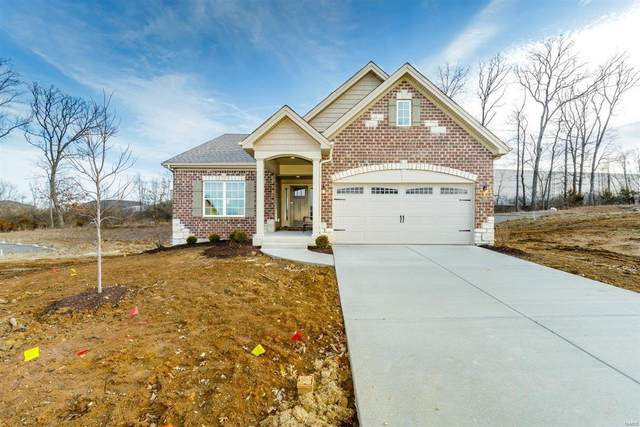 206 Keaton Woods Drive, O'Fallon, MO 63368 (#21003208) :: Matt Smith Real Estate Group