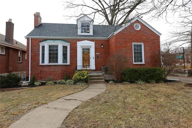 4326 Alma Avenue, St Louis, MO 63116 (#21003211) :: The Becky O'Neill Power Home Selling Team