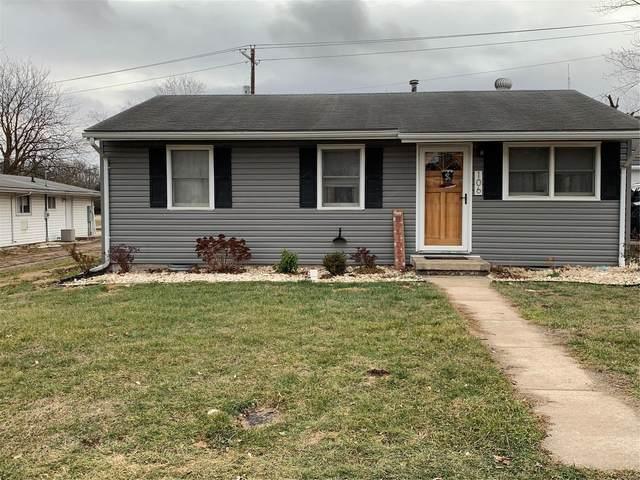 106 Barnard, Louisiana, MO 63353 (#21003212) :: St. Louis Finest Homes Realty Group