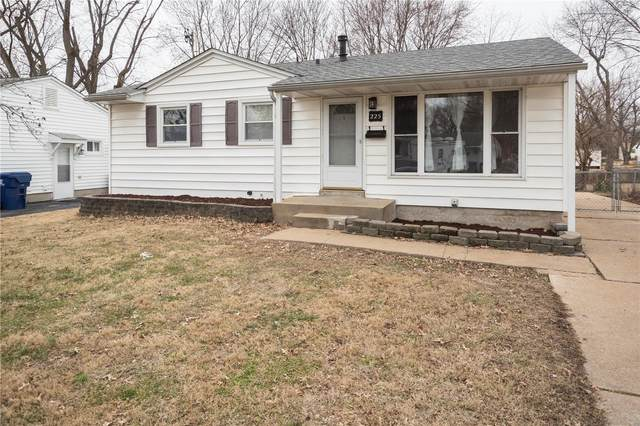 225 S Jefferson, Florissant, MO 63031 (#21003251) :: The Becky O'Neill Power Home Selling Team