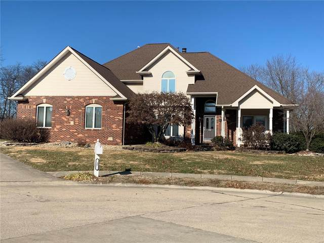 37 Meadow Rue, Edwardsville, IL 62025 (#21003259) :: Fusion Realty, LLC