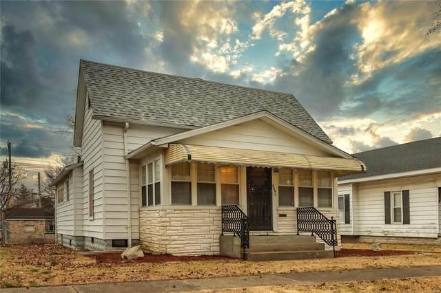 208 N 21st Street, HERRIN, IL 62948 (#21003265) :: Kelly Hager Group | TdD Premier Real Estate