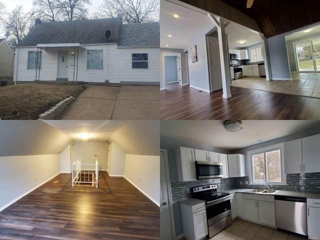 3261 Rex Avenue, St Louis, MO 63114 (#21003266) :: Peter Lu Team