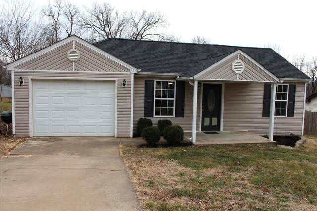 309 Edgewood Street, Park Hills, MO 63601 (#21003270) :: Realty Executives, Fort Leonard Wood LLC
