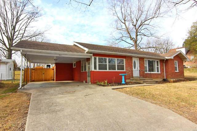941 W Rodney Drive, Cape Girardeau, MO 63701 (#21003295) :: The Becky O'Neill Power Home Selling Team