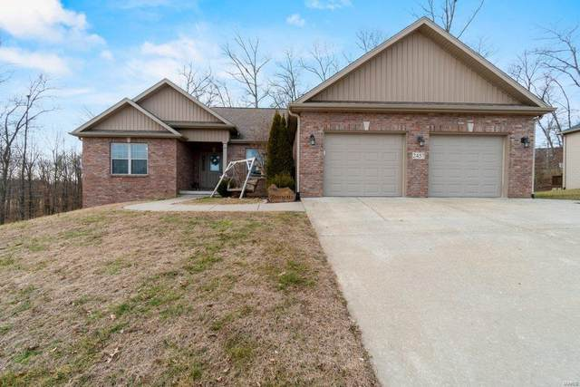 2457 Smith Trail, Jackson, MO 63755 (#21003298) :: Clarity Street Realty