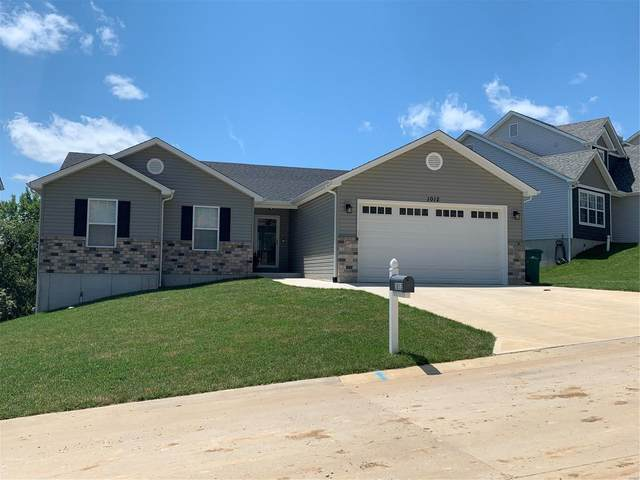0 Wolf Hollow Est - Brooke, Imperial, MO 63052 (#21003303) :: Parson Realty Group