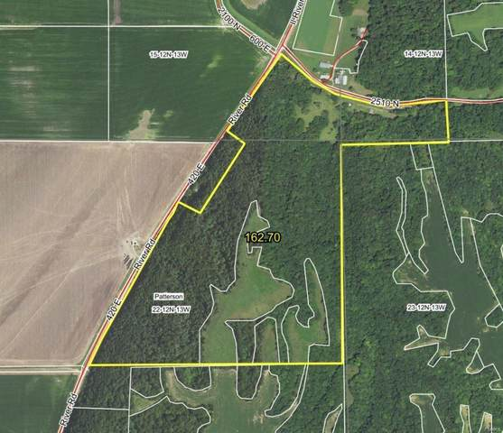 0 Hillview Eldred, HILLVIEW, IL 62050 (#21003309) :: Clarity Street Realty
