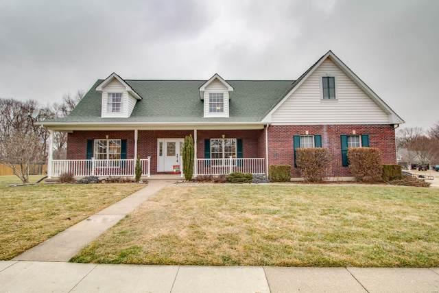 618 Blue Heron Lane, Grafton, IL 62037 (#21003318) :: Tarrant & Harman Real Estate and Auction Co.
