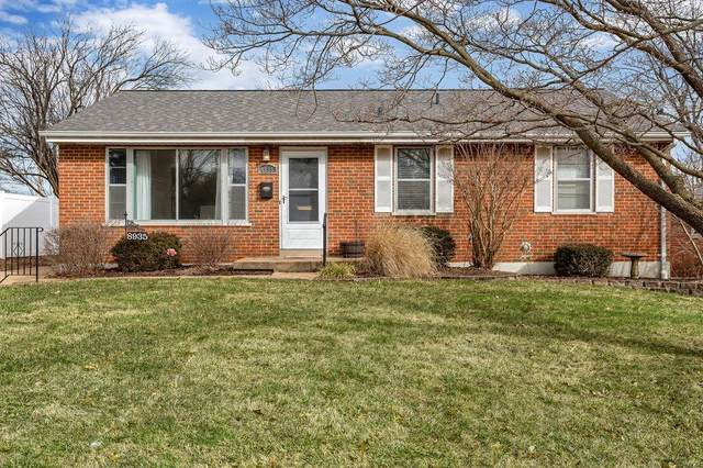 8935 Ione, St Louis, MO 63123 (#21003339) :: Clarity Street Realty