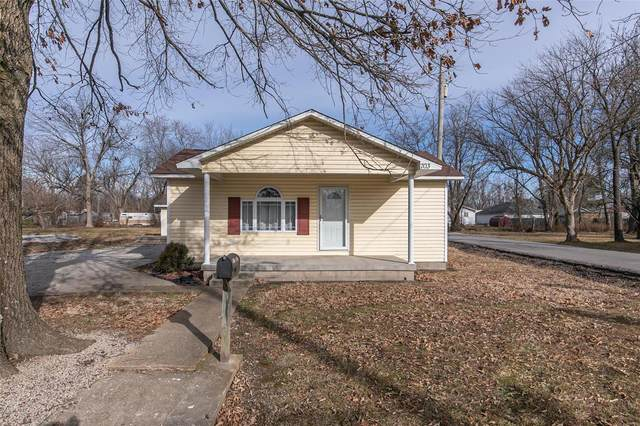 703 Victor, Poplar Bluff, MO 63901 (#21003343) :: Kelly Hager Group | TdD Premier Real Estate
