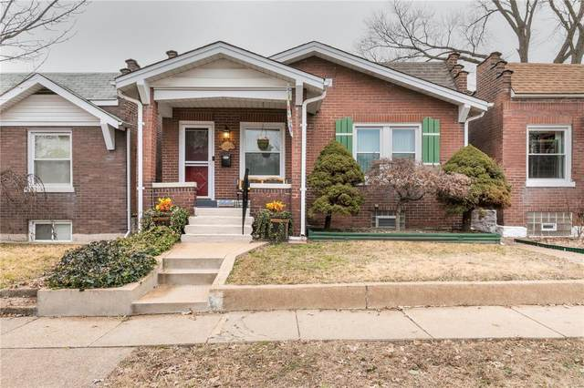 4725 Newport Avenue, St Louis, MO 63116 (#21003360) :: The Becky O'Neill Power Home Selling Team