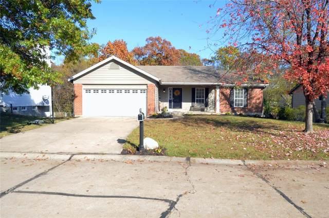 154 Rockaway Drive, O'Fallon, MO 63368 (#21003363) :: The Becky O'Neill Power Home Selling Team