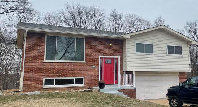 1657 Twin Oaks, Arnold, MO 63010 (#21003398) :: Jeremy Schneider Real Estate