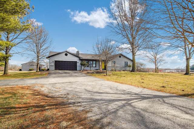 5410 Springfield Dr, Edwardsville, IL 62025 (#21003404) :: The Becky O'Neill Power Home Selling Team