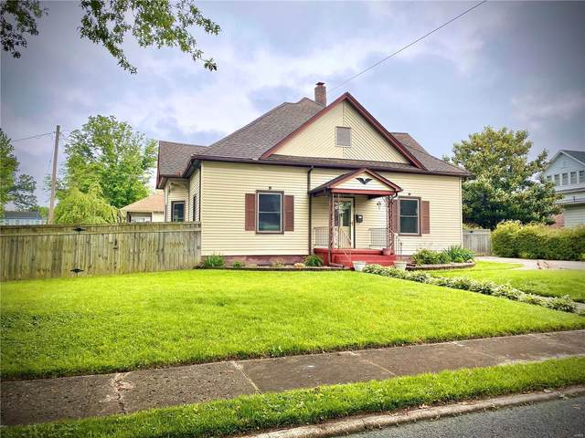 306 S Madison, MARION, IL 62959 (#21003405) :: Parson Realty Group