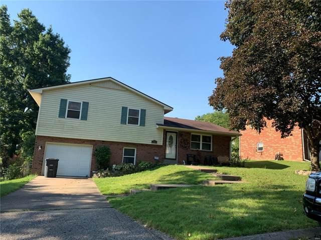 2549 Albert Rasche Drive, Cape Girardeau, MO 63701 (#21003414) :: The Becky O'Neill Power Home Selling Team