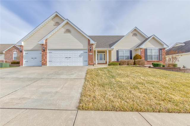 4406 Spotted Fawn Court, Wentzville, MO 63385 (#21003422) :: Kelly Hager Group | TdD Premier Real Estate
