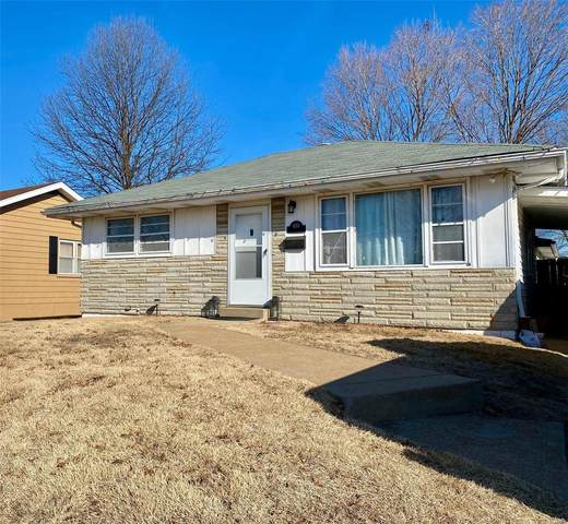4153 Weber Road, St Louis, MO 63123 (#21003445) :: Clarity Street Realty