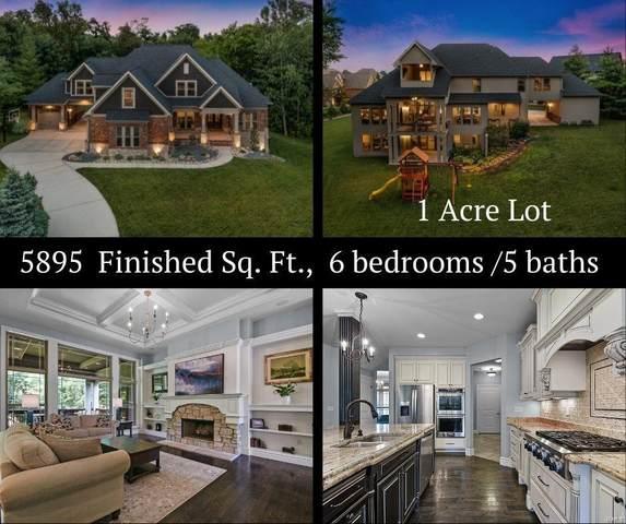 3395 Drysdale Court, Edwardsville, IL 62025 (#21003472) :: Clarity Street Realty