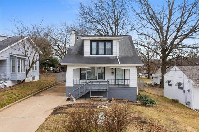 9956 Luna Avenue, St Louis, MO 63125 (#21003477) :: Clarity Street Realty