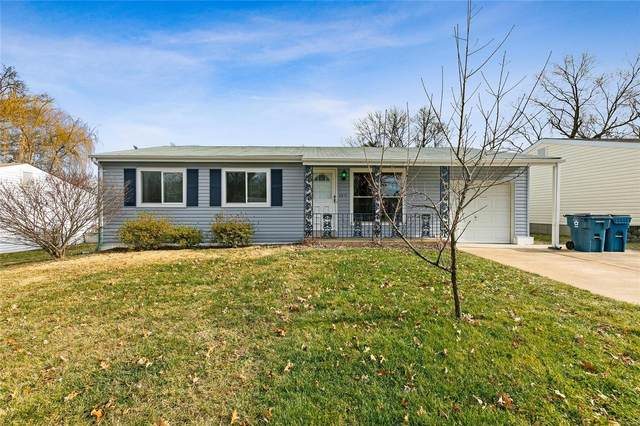 2872 Laurel View Lane, Maryland Heights, MO 63043 (#21003500) :: Parson Realty Group