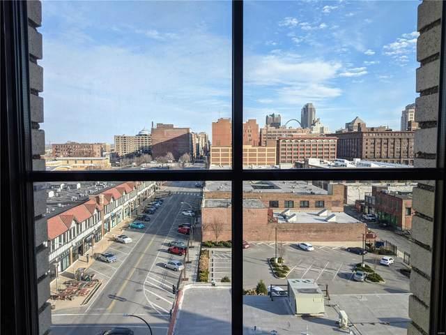 2020 Washington Avenue #704, St Louis, MO 63103 (#21003515) :: Peter Lu Team