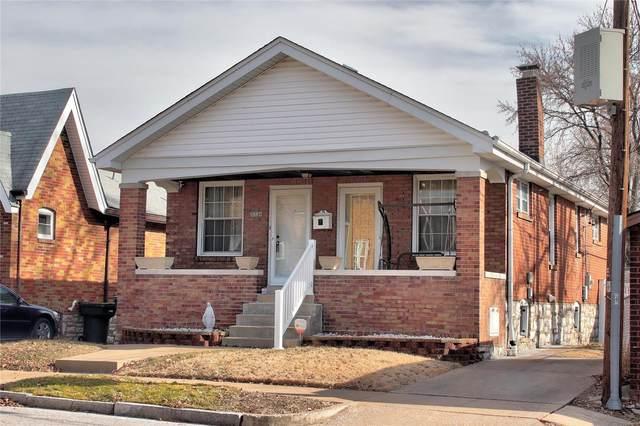 4234 Hydraulic Avenue, St Louis, MO 63116 (#21003547) :: Realty Executives, Fort Leonard Wood LLC