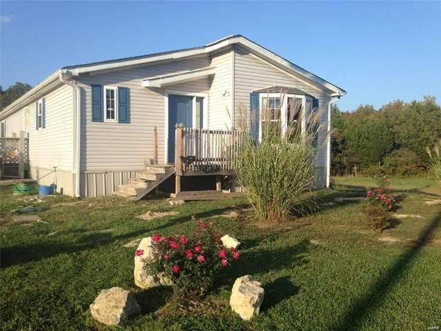 600 Jaudon, Leslie, MO 63056 (#21003552) :: Kelly Hager Group | TdD Premier Real Estate