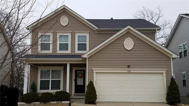 308 Country Trail Drive, Lake St Louis, MO 63367 (#21003557) :: PalmerHouse Properties LLC