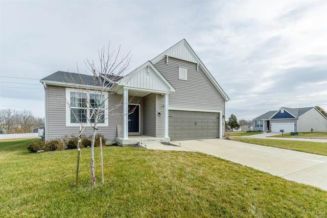 1034 Sweet River, O'Fallon, MO 63366 (#21003560) :: St. Louis Finest Homes Realty Group