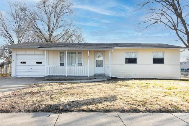 1007 Armada Court, Florissant, MO 63031 (#21003569) :: The Becky O'Neill Power Home Selling Team