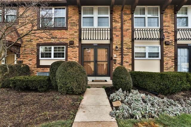 11915 Villa Dorado Drive, St Louis, MO 63146 (#21003583) :: Realty Executives, Fort Leonard Wood LLC