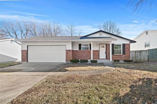 2504 Merribrook Ln, O'Fallon, MO 63368 (#21003592) :: Jeremy Schneider Real Estate